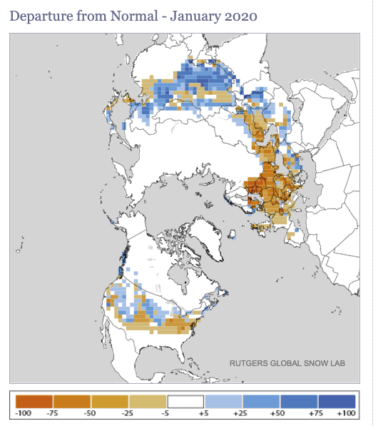 Global Cryosphere Watch - Snow Assessment