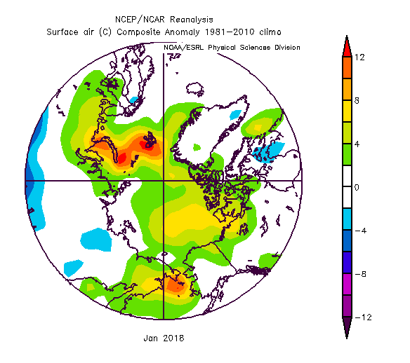 Global Cryosphere Watch - Interesting Events